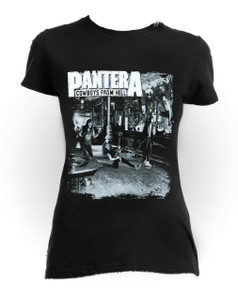 Pantera - Cowboys From Hell One Size Women's T-Shirt