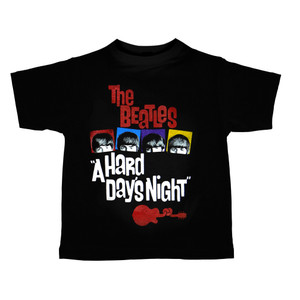 Kid's T-Shirt - The Beatles - A Hard Day's Night