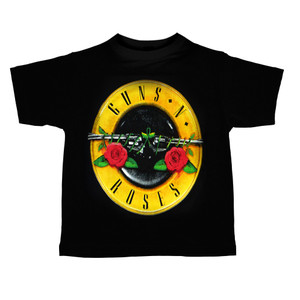 Kid's Ravka T-Shirt - Guns N' Roses Logo