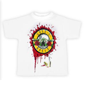 Kid's Ravka T-Shirt - Guns N' Roses Bloody Logo