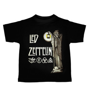 Kid's T-Shirt - Led Zeppelin - Stairway To Heaven