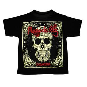 Kid's T-Shirt - Mago de Oz - Cadaveria