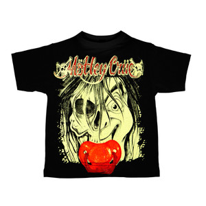 Kid's Ravka T-Shirt - Motley Crue - Skull Tank