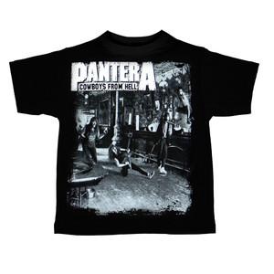 Kid's Ravka T-Shirt - Pantera - Cowboys From Hell