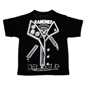 Kid's Ravka T-Shirt - The Ramones - Jacket