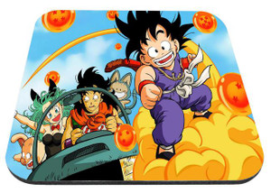 "Dragon Ball Z 9x7"" Mousepad"
