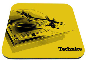 "Technics 9x7"" Mousepad"