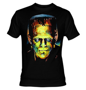 Resurrection - Frankenstein's Monster Neon Colors