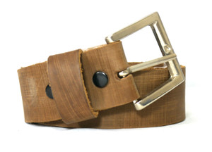 Old Leather Style Belt