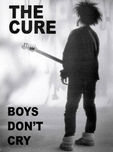 "The Cure - Boys Don't Cry 24x36"" Poster"