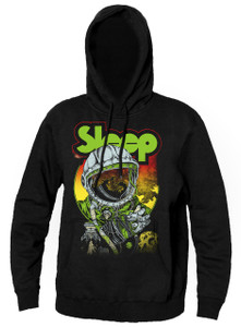 Sleep by David V. D'Andrea Hooded Sweatshirt