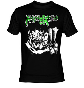 Alien Sex Fiend - Demon T-Shirt