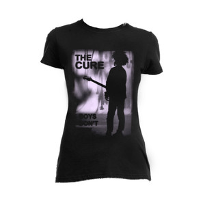 The Cure - Boys Don't Cry Blouse T-Shirt