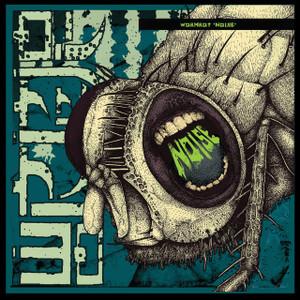 "Wormrot - Noise 4x4"" Color Patch"