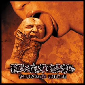 """Regurgitate - Carnivorous Erection 4x4"""" Color Patch"""