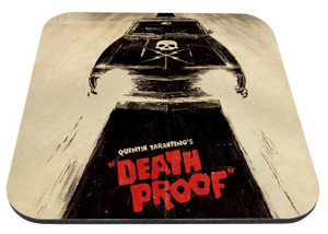 "Death Proof 9x7"" Mousepad"