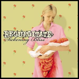 "Regurgitate - Sickening Bliss 4x4"" Color Patch"