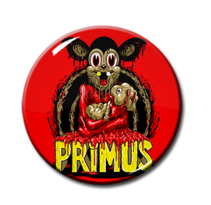 "Primus By Alex Pardee 1"" Pin"
