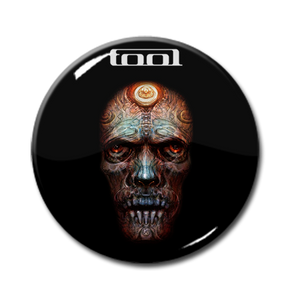 "Tool By Alex Grey Logo 1"" Pin"