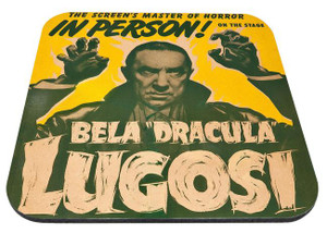 "Bela 'Dracula' Lugosi 9x7"" Mousepad"
