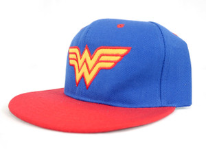 Wonder Woman Classic Logo Baseball Cap