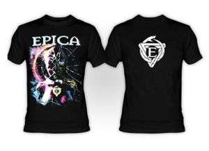 Epica - Universal Death Squad T-Shirt