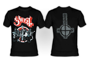 Ghost - Band T-Shirt