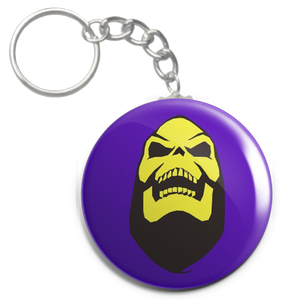 "He-Man and the Masters of the Universe - Skeletor Laughing 2.25"" Keychain"
