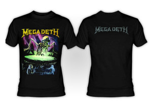 Megadeth - No More Mister Nice Guy T-Shirt