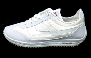 Panam All White Unisex Sneaker
