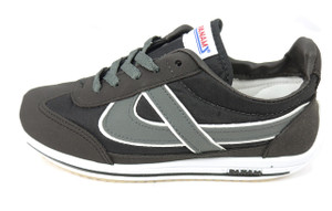 Panam - Black and Grey Unisex Sneaker