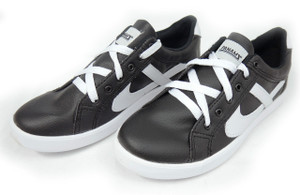 Panam - Black and White Synthetic Unisex Sneaker