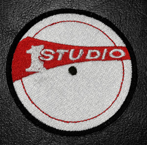 "Studio 1 3"" Embroidered Patch"