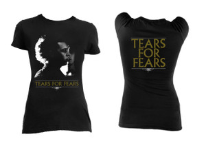 Tears for Fears - Faces Blouse T-Shirt