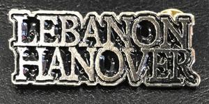 "Lebanon Hanover - Logo 2"" Metal Badge Pin"