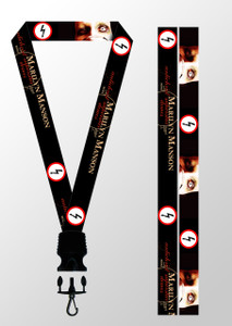 Lanyard - Marylin Manson - Antichrist Superstar Demos