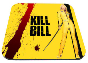 "Kill Bill 9x7"" Mousepad"