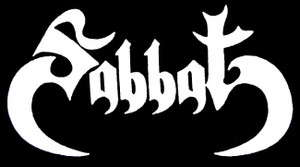 "Sabbat - Logo 6x4"" Printed Patch"