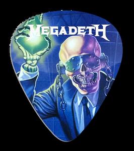 Megadeth - Rust In Peace Standard Guitar Pick