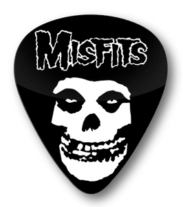 Misfits - Ghoul Standard Guitar Pick