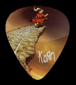 Korn - Follow The Leader Standard Guitar Pick