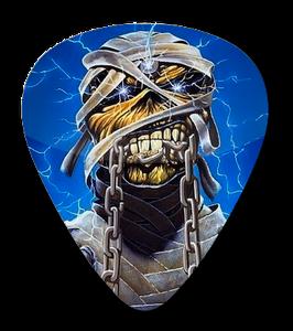 Iron Maiden - Powerslave Standard Guitar Pick