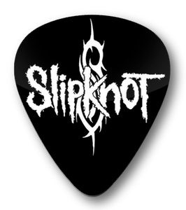 Slipknot Logo Standard Guitar Pick