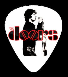 The Doors - Jim Morrison Standard Guitar Pick