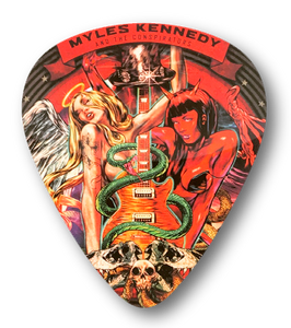 Slash Featuring Myles Kennedy and The Conspirators - Apocalyptic Love Standard Guitar Pick