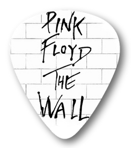 Pink Floyd - The Wall Standard Guitar Pick