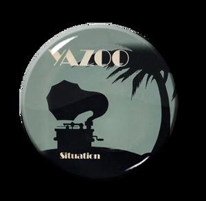 "Yazoo - Situation 1"" Pin"