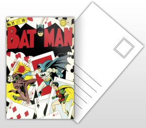 Batman #11 Comic Cover Postal Card