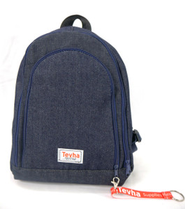 Tevha Supplies - Denim Type Cosmy Mini Backpack