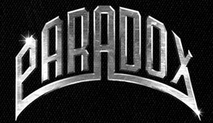 "Paradox - Logo 6x5"" Printed Patch"